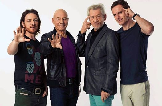 Image result for magneto and professor x