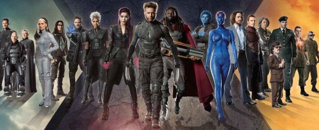 Image result for x-men franchise
